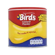 Bird's Custard Powder<br /> (300 g drum)