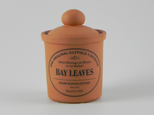 Henry Watson's Spice Jars: Bay Leaves