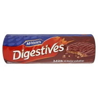 McVitie's Digestives: Milk Chocolate (300 g)