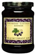 Thursday Cottage Jam: Blackcurrant (340 g jar)