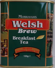 Murroughs Welsh Brew Tin (80bags)