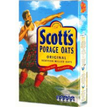 (Cereal) Scott's Porage Oats<br />  (500 g)
