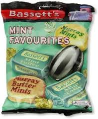 Bassett's Mint Favorites<br /> (200 g bag)