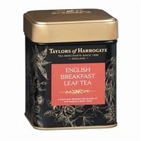 T of H English Breakfast loose (125 g tin)