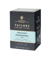 T of H Organic Peppermint<br /> (20 bags)