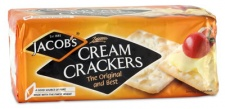 Jacob's Cream Crackers<br /> (200 g pkg)
