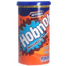 McVitie's Hobnobs: Milk Chocolate Tube (205 g)