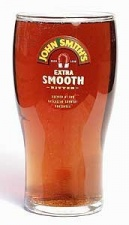 Pint glass - John Smiths