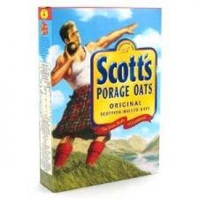 (Cereal) Scott's Porage Oats<br /> (1 kg box)