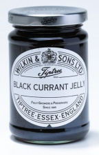 Tiptree Jelly: Black Currant<br /> (340 g jar)