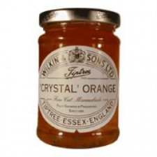 Tiptree Marmalade: Crystal Orange, fine cut