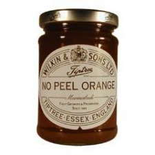Tiptree Marmalade: No Peel Orange (454 g jar)