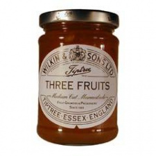 Tiptree Marmalade: Three Fruits, medium cut (340 g jar)