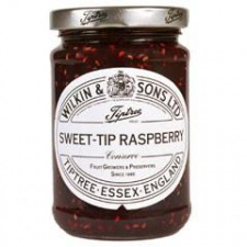 Tiptree Conserve: Sweet-Tip Raspberry (340 g jar)