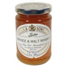 Tiptree with Liquor: Orange Marm. & Malt Whisky