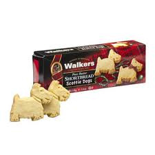 Walker's Shortbread Scottie Dogs box (110g)