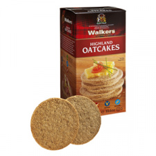 Walkers Highland Oatcakes (300 g)