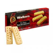 Walkers Shortbread Fingers<br /> (150 g box)