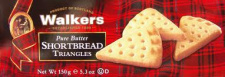 Walkers Shortbread Triangles (150 g)