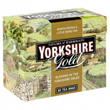 Yorkshire Gold (80 bags)