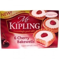 Mr. Kipling Cherry Bakewells (6)