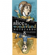 Notecards - Alice in Wonderland (8)