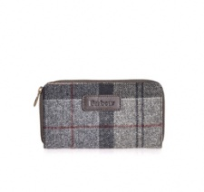 Barbour Purse: Wool Tartan - Winter Tartan