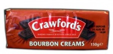 Crawford's Bourbon Creams<br /> (150 g pkg)