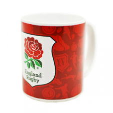 England Rugby Football Mug Ceramic (11oz)