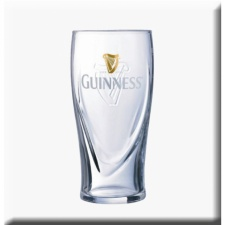 Pint glass - Guinness conical