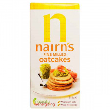 Nairn's Fine Oat Cakes (218 g) (best by June 27th)
