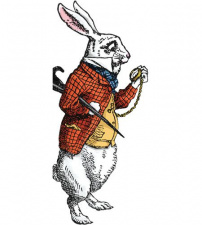 Quotable Notables - White Rabbit