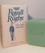 Royall Rugby Bar Soap (224 g)