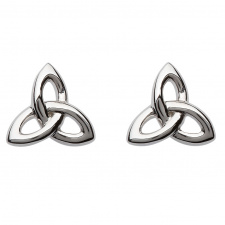 shanore_sterling_silver_celtic_trinity_knot_stud_earrings