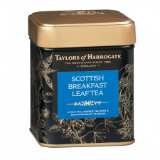 T of H Scottish Breakfast loose<br /> (125 g tin)