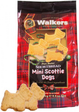 Walkers Mini Scottie Dogs<br /> (125 g bag)