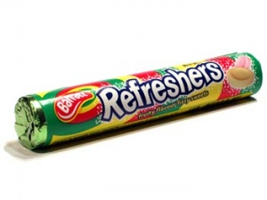 Barratt's or Candyland Refreshers (30 g roll)
