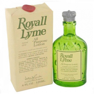 Royall Lyme All Purpose Lotion Spray (120 ml)