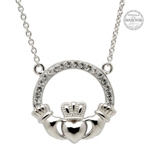 shanore_claddagh_necklace_with_swarovski_crystals