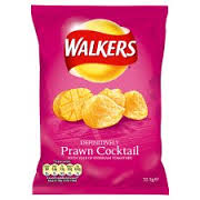 (Crisps) Walkers: Prawn Cocktail (34.5 g)