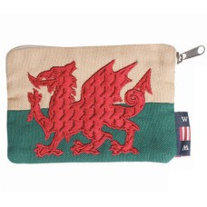 Purse - Wales Flag<br /> (Woven Magic)